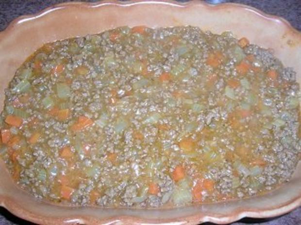Shepard`s Pie mit Süßkartoffel-Topping - Rezept - Bild Nr. 6