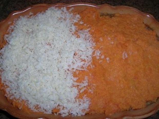 Shepard`s Pie mit Süßkartoffel-Topping - Rezept - Bild Nr. 7