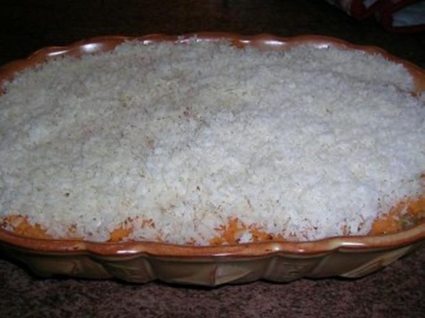 Shepard`s Pie mit Süßkartoffel-Topping - Rezept - Bild Nr. 9