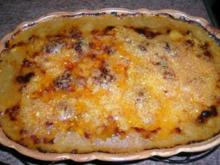 Shepard`s Pie mit Süßkartoffel-Topping - Rezept