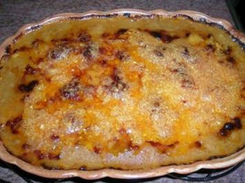 Rezept: Shepard`s Pie mit Süßkartoffel-Topping