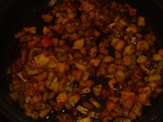 Gemüsepfanne mit Sucuk - Rezept - Bild Nr. 2