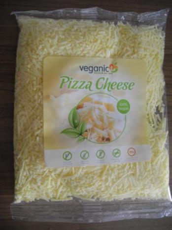 Vegan : Peperoncini - Pizza mit Käse - Rezept - Bild Nr. 2