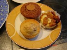 Nutella-Muffin - Rezept