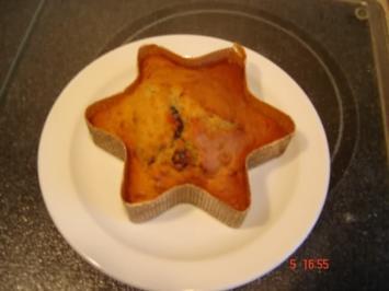 Cranberry-Walnuss-Muffin - Rezept