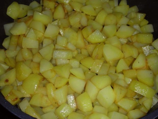 Bulgarisches Gratin  mit Hähnchenfleisch und Gemüse - Rezept - Bild Nr. 7