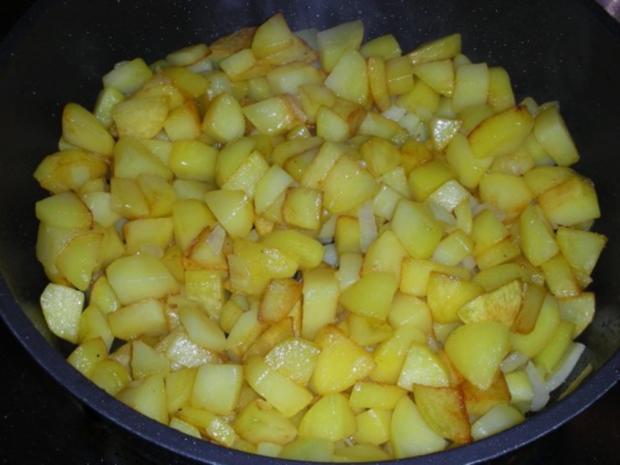 Bulgarisches Gratin  mit Hähnchenfleisch und Gemüse - Rezept - Bild Nr. 9