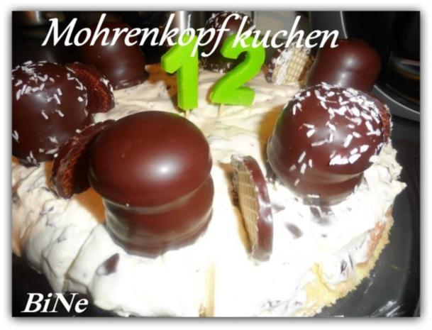 Bine S Mohrenkopfkuchen Rezept Mit Bild Kochbar De