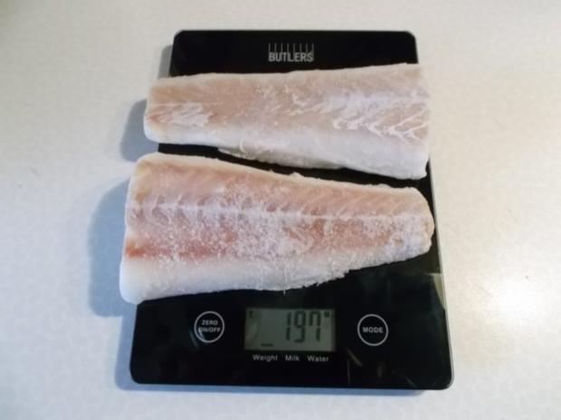 Fisch: Pikanter Kabeljau mit Chakalaka-Kartoffelspalten - Rezept - Bild Nr. 2