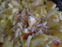 Chicoree - Salat mit Apfel - Rezept