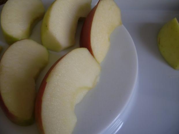 Chicoree - Salat mit Apfel - Rezept - Bild Nr. 3