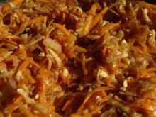 Petersilienwurzel - Möhren - Salat - Rezept