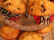 Eierlikör-Rübli-Cranberry-Muffins - Rezept