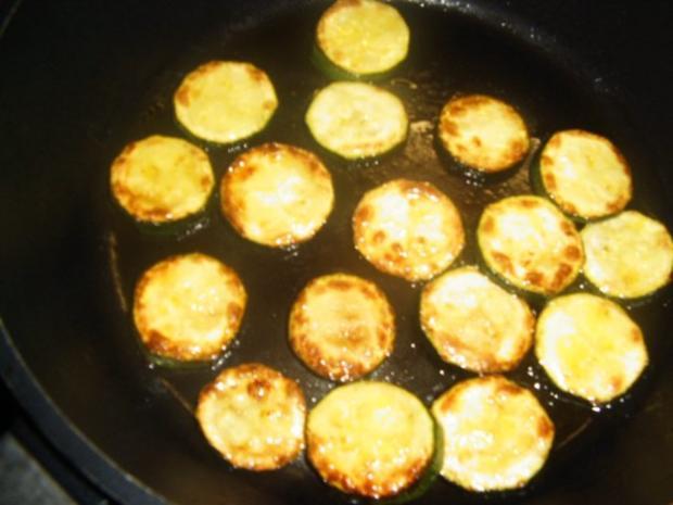 Zucchini-Chinakohl- Eisalat - Rezept - Bild Nr. 4