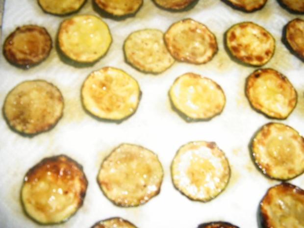 Zucchini-Chinakohl- Eisalat - Rezept - Bild Nr. 5