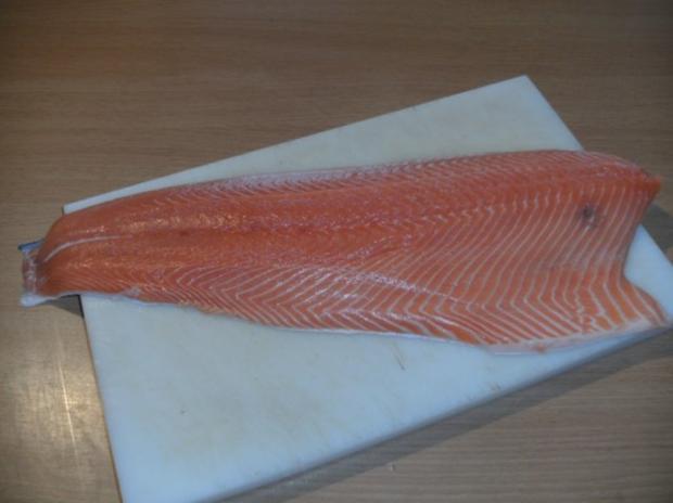 Fisch: Graved Lachs - Version 1 - Rezept - Bild Nr. 3