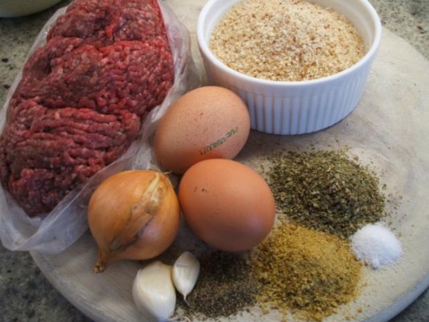 Fleisch: Puszta-Bällchen - Rezept - Bild Nr. 2