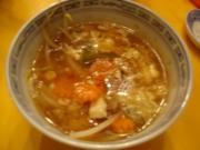 Szechuan Suppe - Rezept