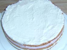 Dolomiti-Torte - Rezept