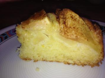 Kleiner Apfelkuchen - Rezept