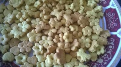 Curry-Käse-Kräcker - Rezept