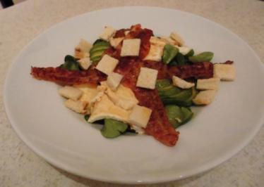 Feldsalat italienische Art - Rezept