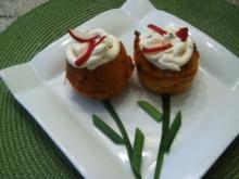 Pikante Muffins - Rezept