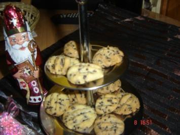 Rezept: Vanillepuddigplätzchen