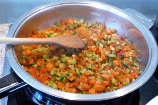 Gemüsepuffer - Rezept - Bild Nr. 3