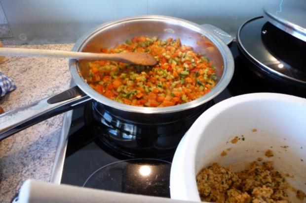 Gemüsepuffer - Rezept - Bild Nr. 4