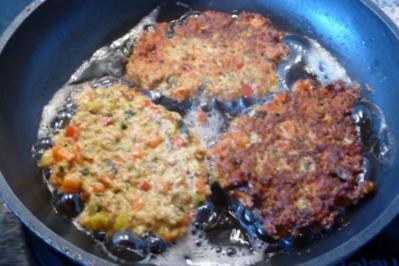 Rezept: Gemüsepuffer