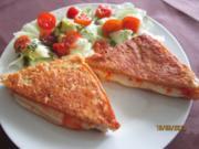 Mozzarella-Taschen - Rezept