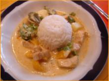 Chicken Curry - Rezept
