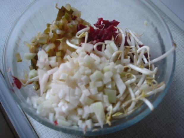 Vegetarische Buletten nach Papa II - Rezept - Bild Nr. 2