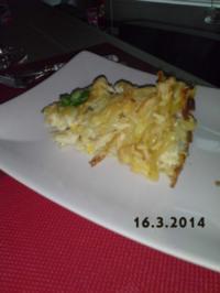 Rezept: Makkaroni-Torte