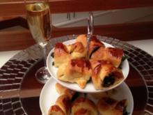 Getrüffeltes Croissant - Rezept