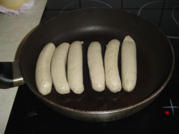Currywurst a la Mamma - Rezept - Bild Nr. 3