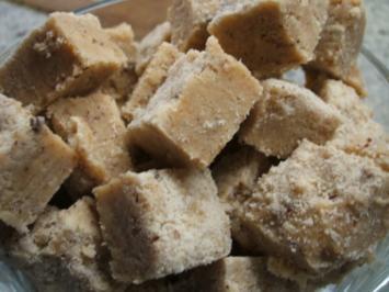 Pralinen: Almond-Fudge - Rezept
