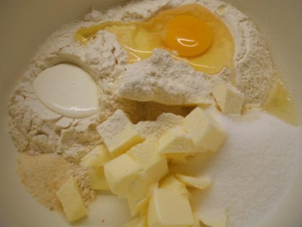 Backen: Orangen-Käsekuchen  ~ Liebste Irmi, für dich nur das Beste zum Geburtstag ~ - Rezept - Bild Nr. 3