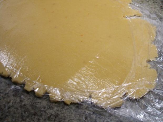 Backen: Orangen-Käsekuchen  ~ Liebste Irmi, für dich nur das Beste zum Geburtstag ~ - Rezept - Bild Nr. 6