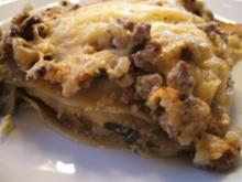 Pasta: Helle Lasagne - Rezept