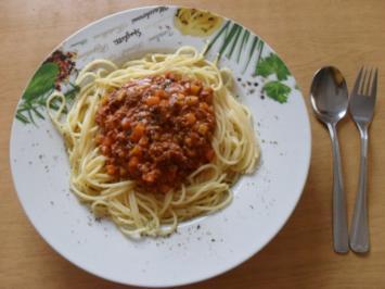 Rezept: Sauce Bologneser Art