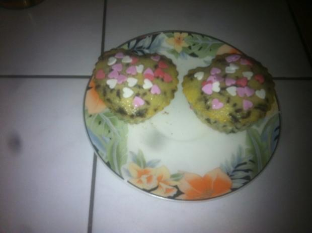 Süße Muffins - Rezept - Bild Nr. 2