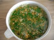 Vegan : Schnelle heiße Tasse - Rezept