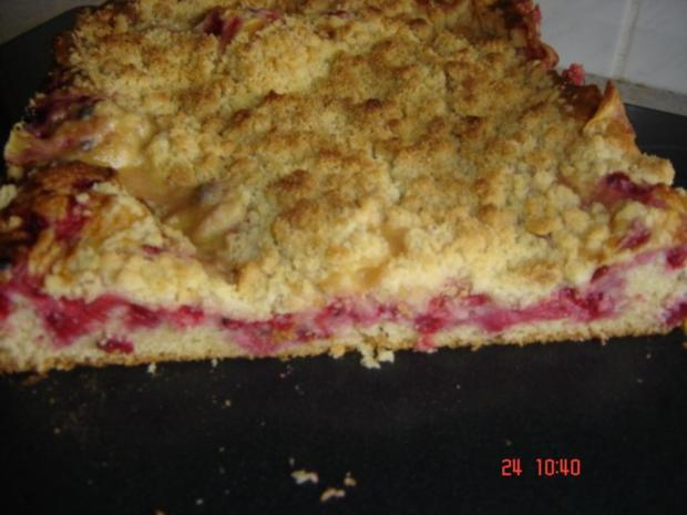 Johannisbeer Pudding Kuchen Rezept Mit Bild Kochbar De