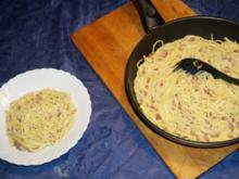 Spaghetti Carbonara ala ppcw - Rezept