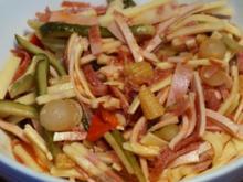 3 Käsehochsalat für die 3 Schweinchen - Rezept