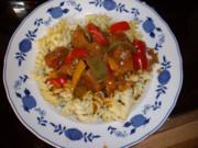 feuriger gulaschtopf - Rezept