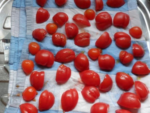 Antipasti: Eingelegte getrocknete Tomaten - Rezept - Bild Nr. 4