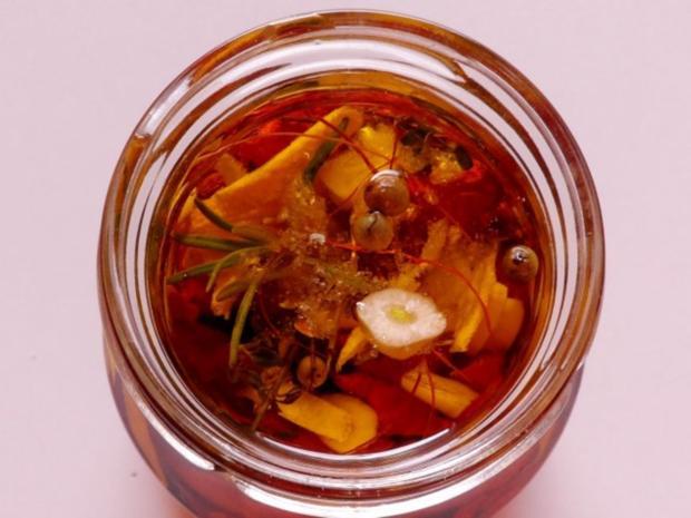 Antipasti: Eingelegte getrocknete Tomaten - Rezept - Bild Nr. 13